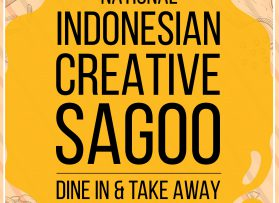 National Indonesian Creative Sagoo 2018